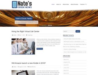 natesebooknews.com screenshot