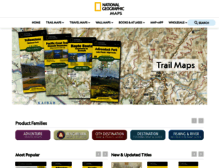 natgeomaps.com screenshot
