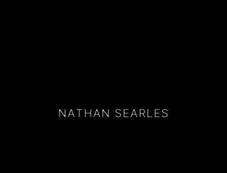 nathansearles.com screenshot