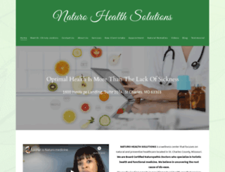 nathealthsol.com screenshot