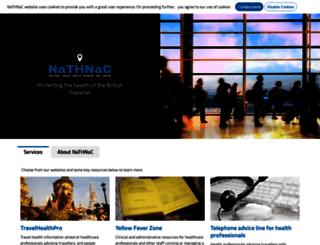 nathnac.net screenshot