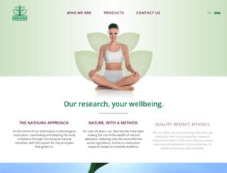 nathura.com screenshot