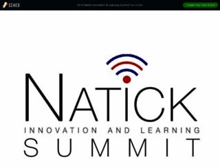 natickdec1pd2014.sched.org screenshot