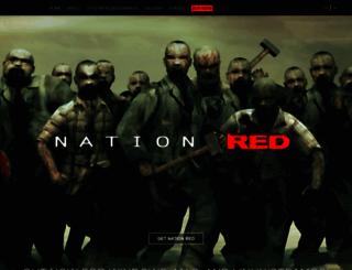 nation-red.com screenshot