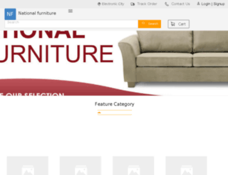 national-furniture.com screenshot