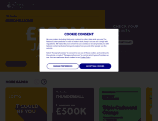 national-lottery.co.uk screenshot