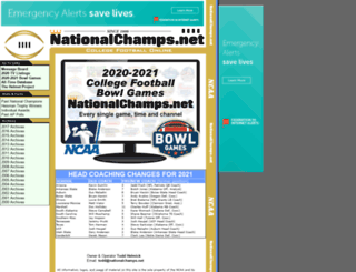 nationalchamps.net screenshot