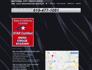 nationalcitysmog.webs.com screenshot