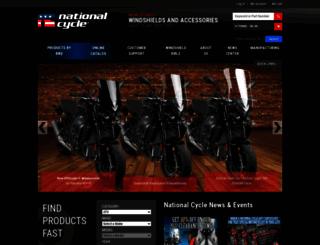 nationalcycle.com screenshot