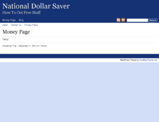 nationaldollarsaver.com screenshot