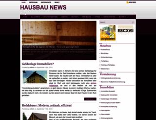nationalheritageareas.org screenshot