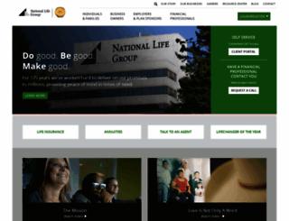 nationallifegroup.com screenshot