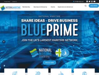 nationalmaritimedevelopmentgroup.com screenshot