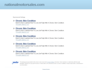 nationalmotorsales.com screenshot