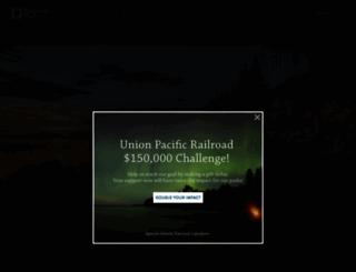 nationalparks.org screenshot