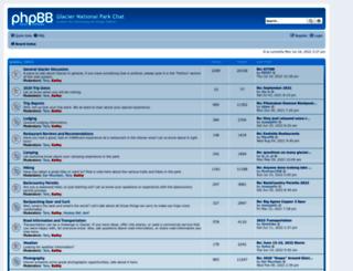 nationalparkschat.com screenshot