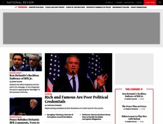 nationalreview.com screenshot