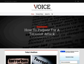 nationalterroralert.com screenshot