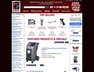 nationaltoolwarehouse.com screenshot