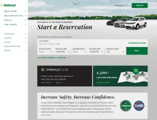 nationaltraveldeals.com screenshot