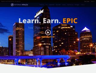 nationalwealthcenter.com screenshot