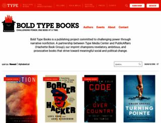 nationbooks.org screenshot