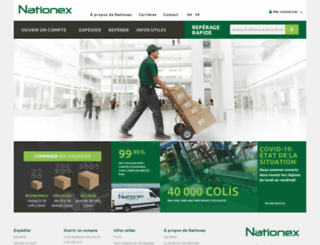nationex.com screenshot