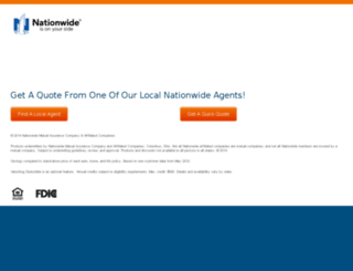 nationwidelocalinsurance.com screenshot