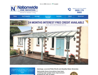 nationwideltd.co.uk screenshot