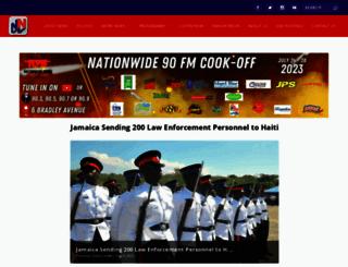 nationwideradiojm.com screenshot
