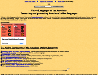 native-languages.org screenshot