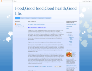 nativeafood.blogspot.com screenshot