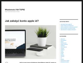 natopie.com.pl screenshot