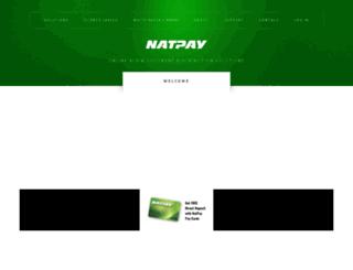 natpay.com screenshot