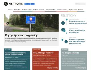 natropie.zhp.pl screenshot