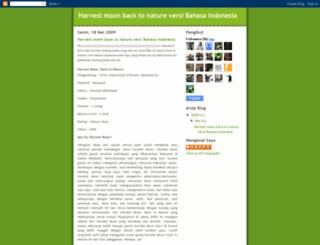 natsumegame.blogspot.com screenshot