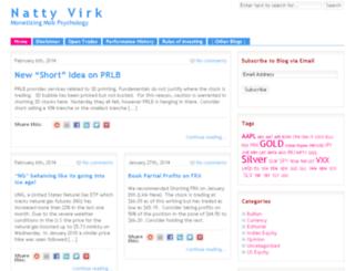 nattyvirk.finvasia.com screenshot