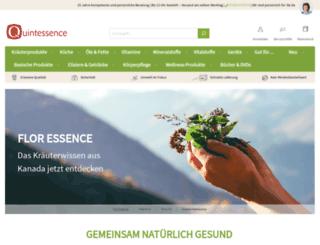 natuerlich-quintessence.de screenshot