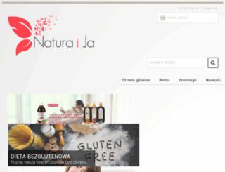 naturaija.pl screenshot