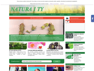 naturaity.pl screenshot