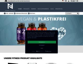 natural-fitness24.de screenshot