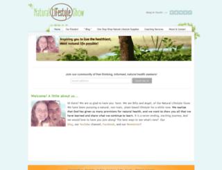 natural-lifestyle-show.com screenshot