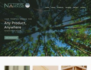 natural-trade.net screenshot