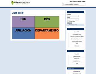 natural.grupomercantis.com screenshot