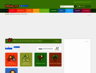 naturaleza.dibujos.net screenshot