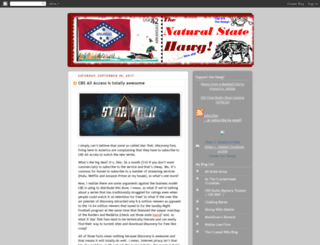 naturalhawg.blogspot.com screenshot