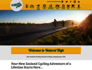 naturalhigh.co.nz screenshot
