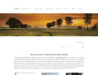 naturaljersey.com screenshot