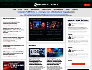 naturalnews.com screenshot