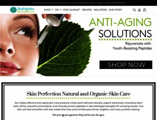 naturalorganicskincare.com screenshot